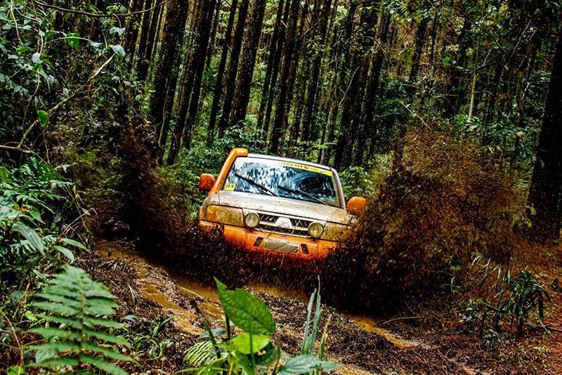Trancos & Barrancps Equipe de Rally Regularidade