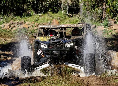 Dupla da Trancos & Barrancos vence Rally Caminhos das Neves entre os UTVs