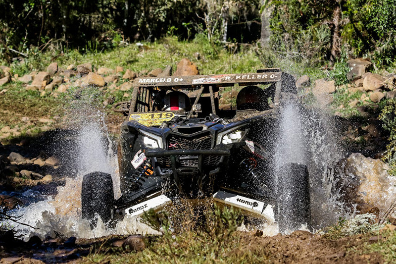 Rally Cross Country UTV Trancos & Barrancos