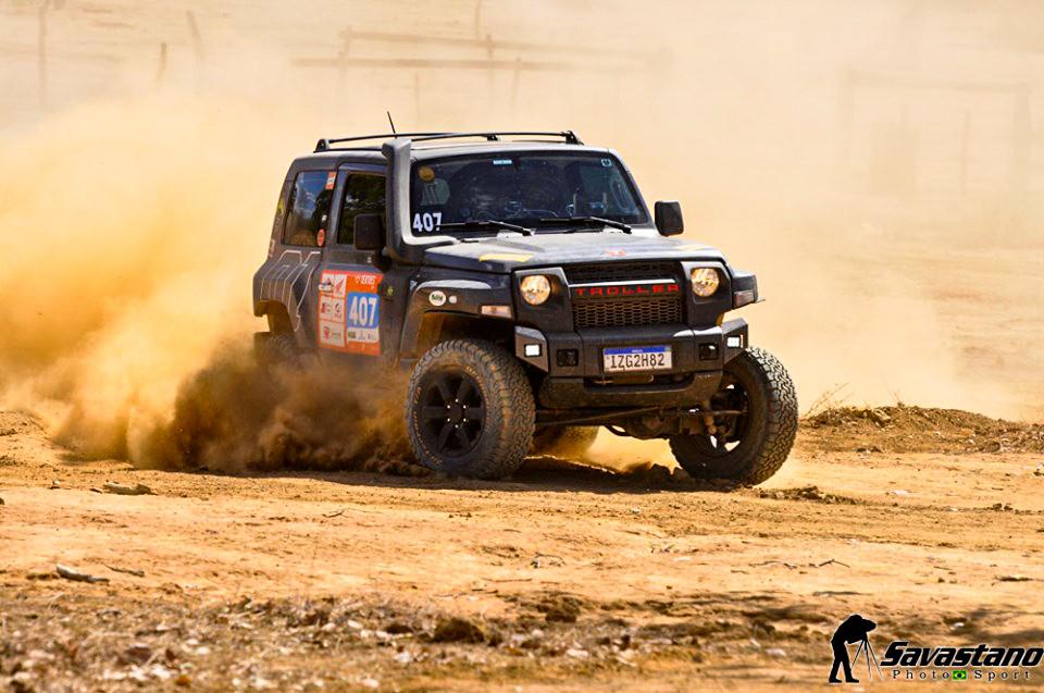 GS Racing e Trancos & Barrancos no Sertões Troller na Prova