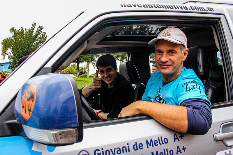 Trancos & Barrancos Equipe de Rally Regularidade