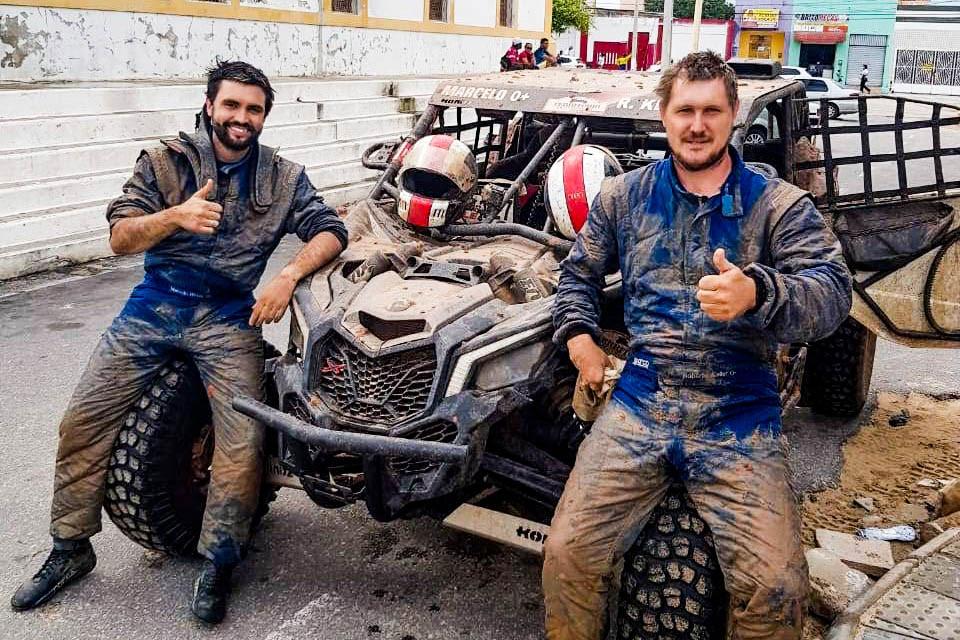 Trancos & Barrancos UTV Rally Caminhos da Neve