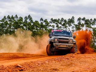 Campeonato Catarinense de Rally Scherer 4x4 abre temporada em São Bento do Sul