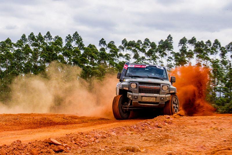 Campeonato Catarinense de Rally Regularidade Troller