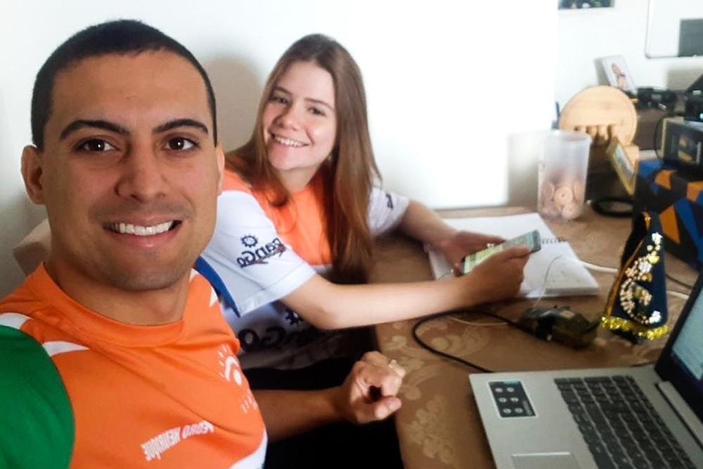 Competidores Rabbit Virtual Liga Brasil
