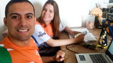 Rabbit Virtual Liga Brasil reúne 45 competidores de três países diferentes