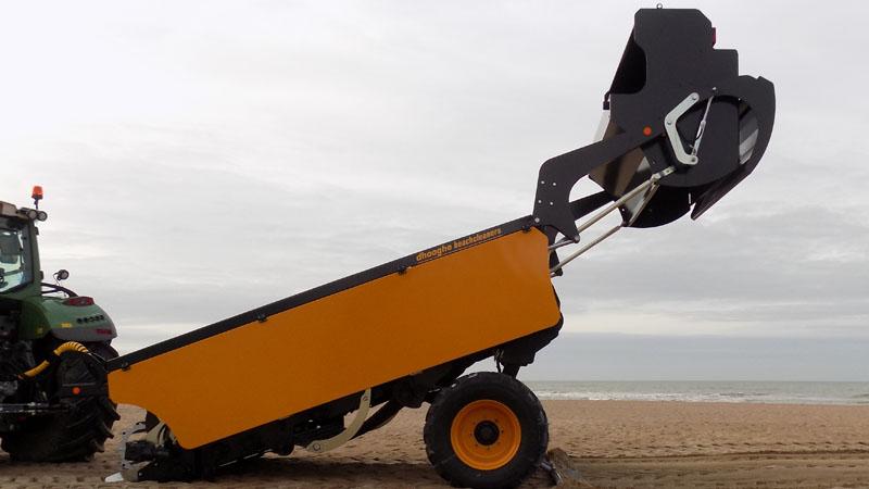 d'hooghe beachcleaners - Mega