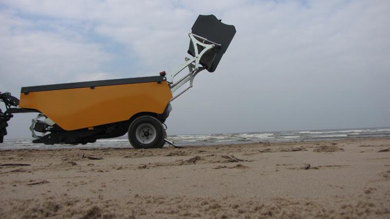 d'Hooghe Beachcleaners