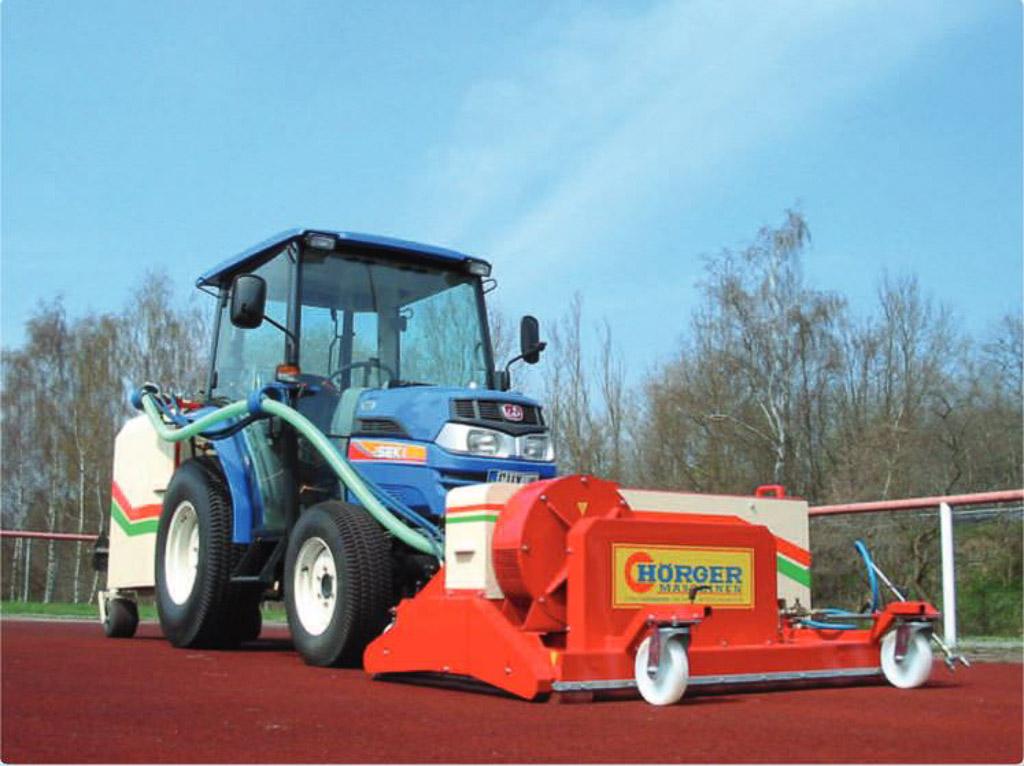 Horger Athletic Track Cleaner KBR