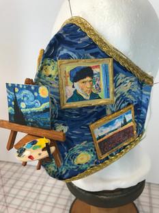 Starry Night with Van Gogh