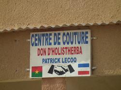 Ecole de couture