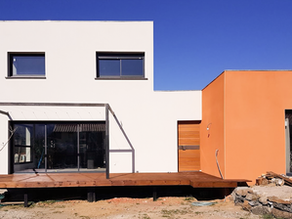 Construire une maison contemporaine dans les Pyrénées-orientales