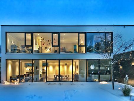Maison minimaliste : de l'architecture avec style