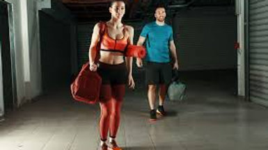 Exercise Clothing - Men and Women