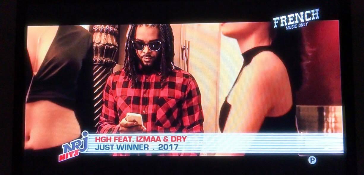 HGH sur NRJ Hits