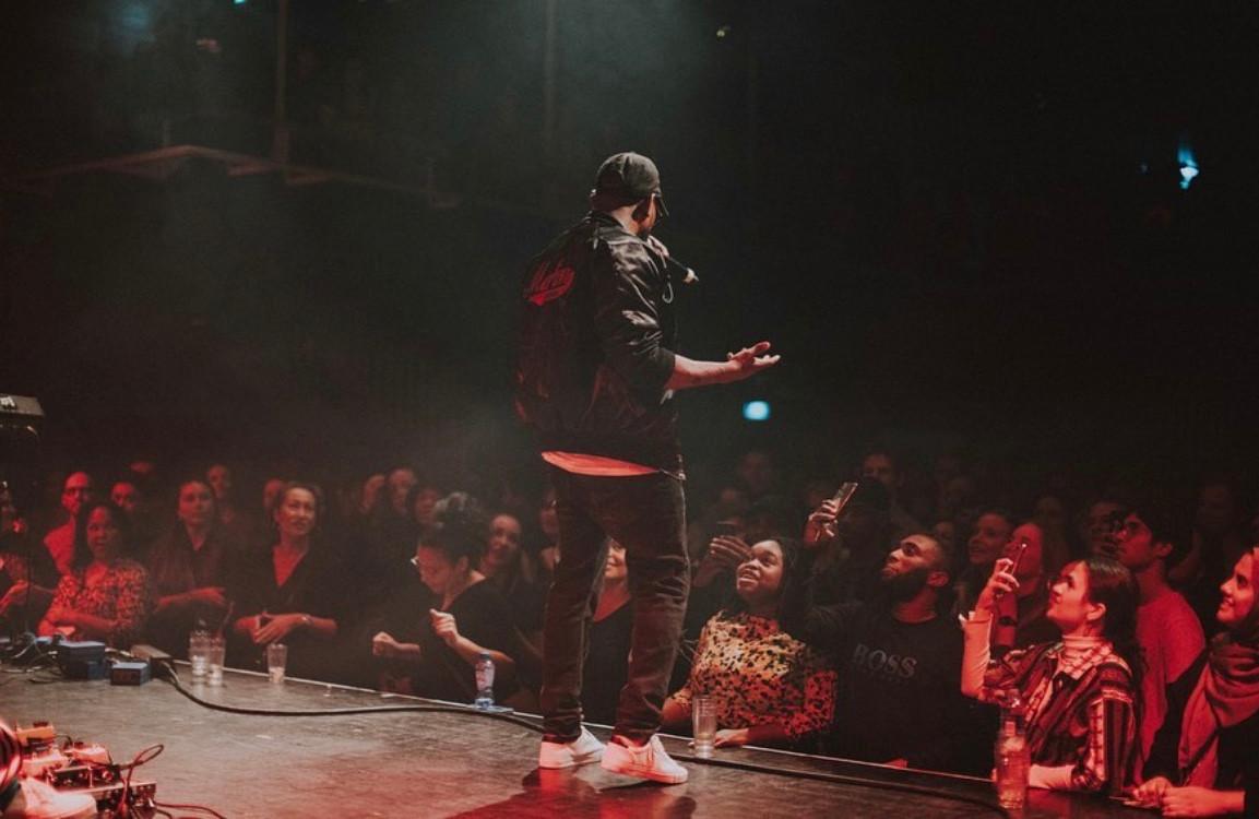 PJ Morton UK tour (London 2020)