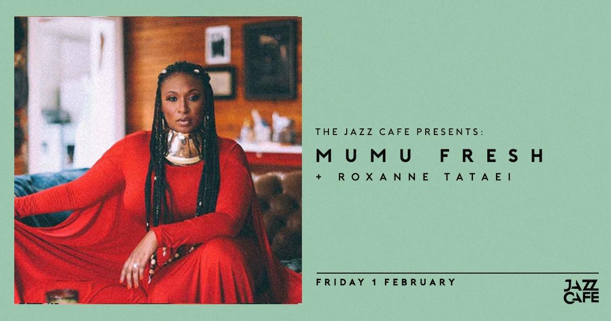 Mumu Fresh Live @ Jazz Café London (avec Briclyn Ent)