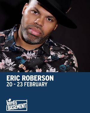 Eric Roberson Australian tour (Partenaire Briclyn Ent)