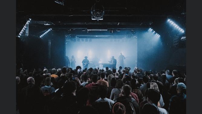 PJ Morton european tour (Amsterdam 2020)
