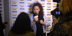 Red carpet @ Trace TV event