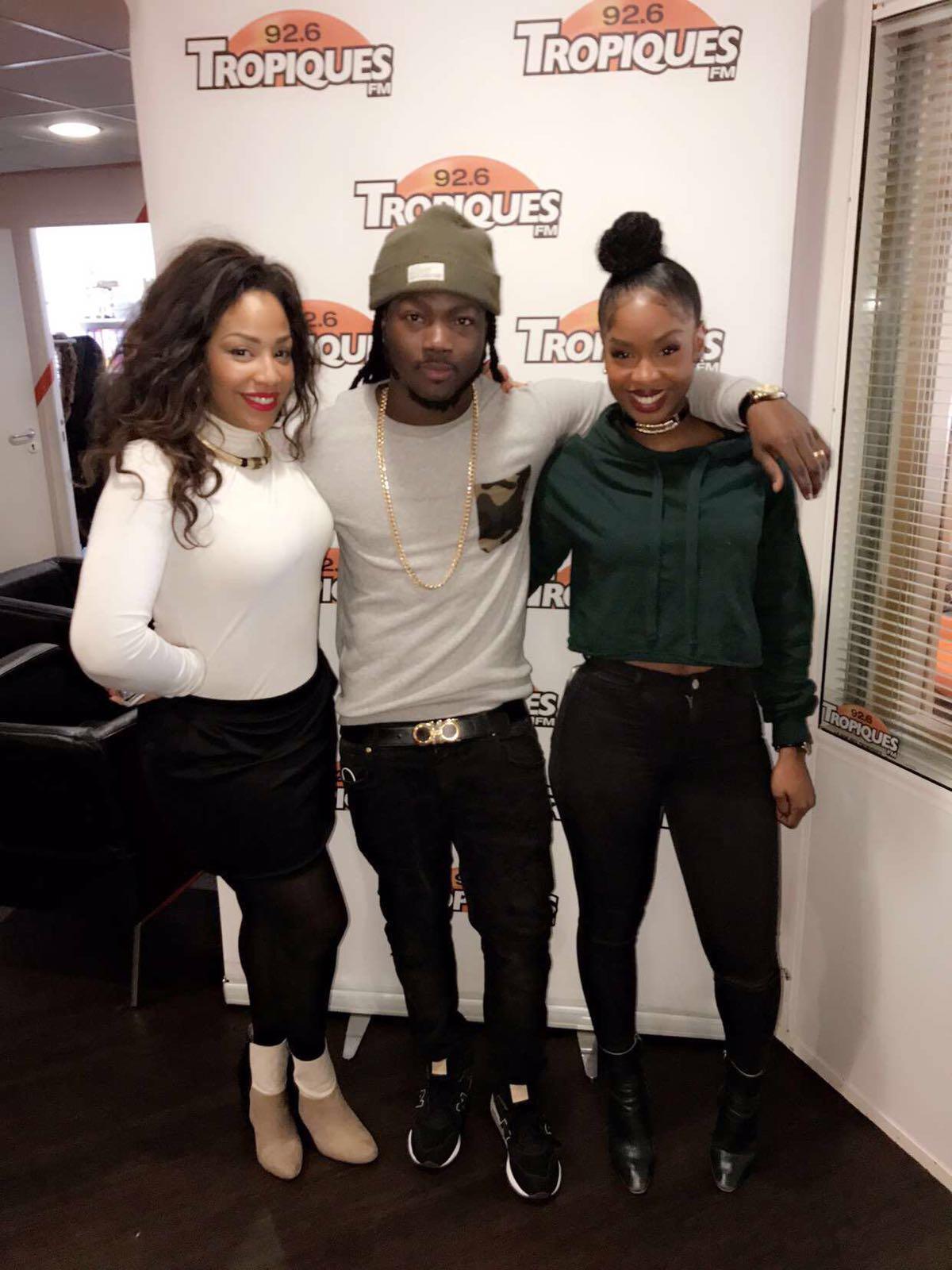Interview Tropiques FM