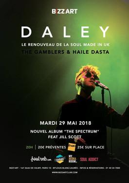 Daley Live in Paris