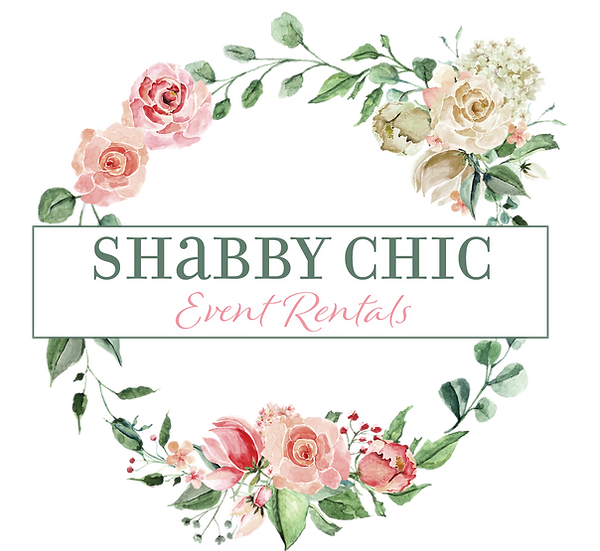 Shabby Chic Event Rentals Logo
