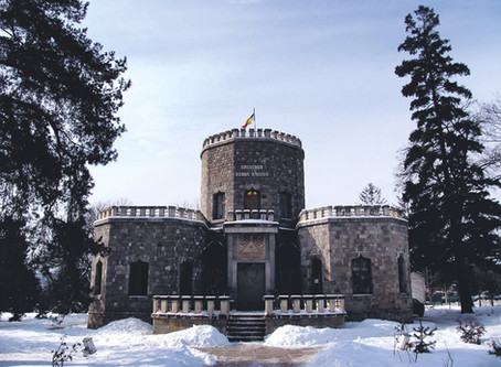 A Desperate Father's Feat: The Iulia Haşdeu Castle