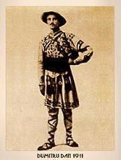 Dumitru Dan, the Romanian Globetrotter