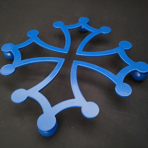 Dessous de plat croix occitane 30 cm