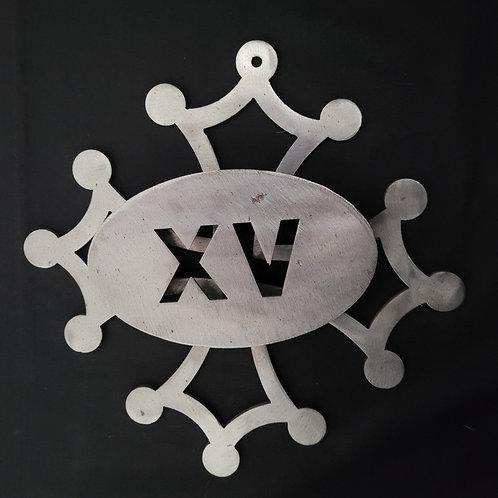 Croix occitane XV