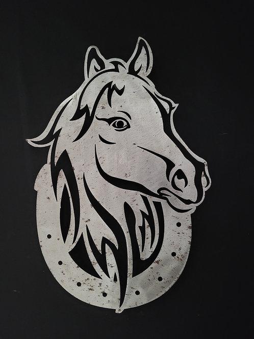 Dessous de plat cheval + fer