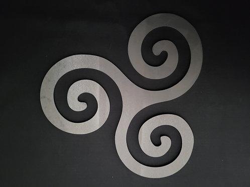 Dessous de plat triskell 12 cm