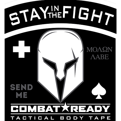 Combat Ready Morale Patch