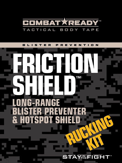 2x FRICTION SHIELD - RUCKING KIT - Bataan Pack