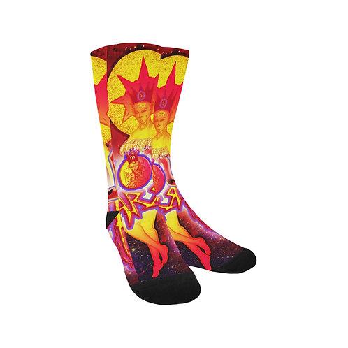Soul Warrior Socks