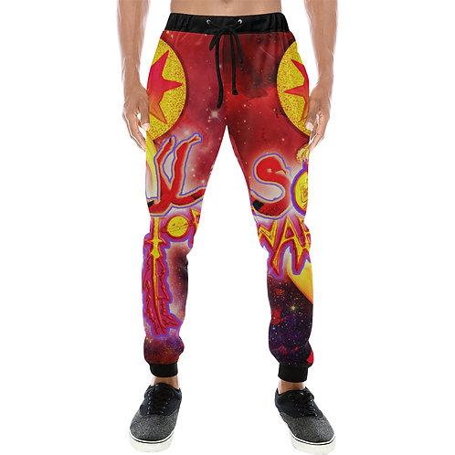 Soul Warrior Men Jogger Pants
