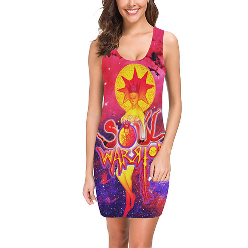 Soul Warrior Women Mini-Dress