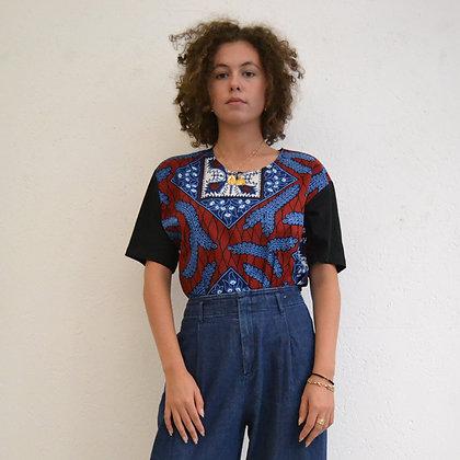 T.shirt Jacky Bordeaux