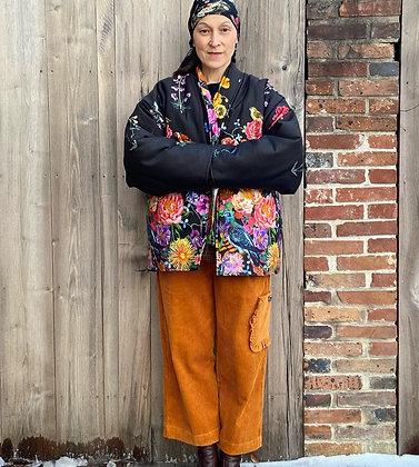 Veste kimono Nathalie l'Eté x WOWO  Bird