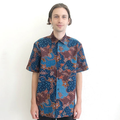 Chemise Mickael Puzzle