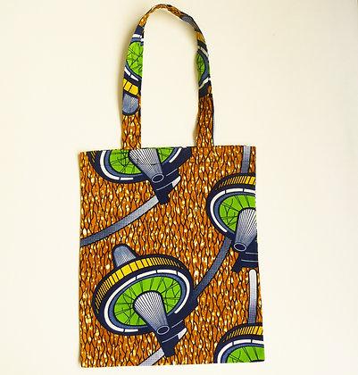 Tote Bag Toupie