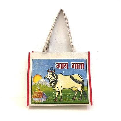 Shiva Sac indien Vache sacrée