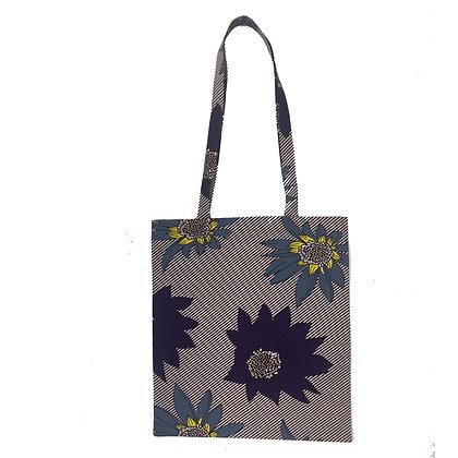 Tote Bag Purple flower