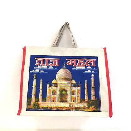 Shiva Sac indien Taj Mahal