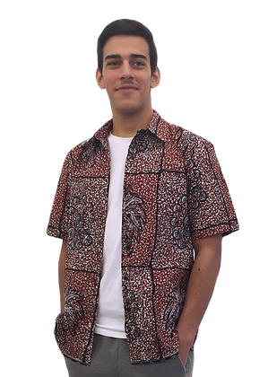 Chemise Mickael Bali