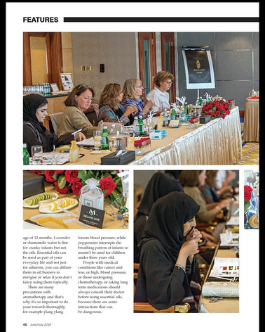 Experience Jumeirah Magazine page 2