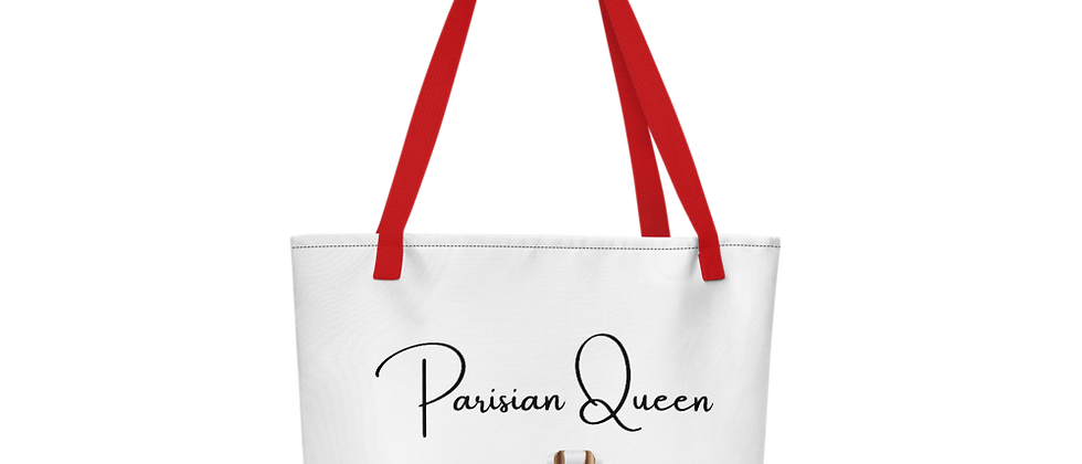 'Parisian Queen' and The 'F' Word