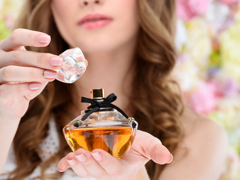 THE CHANGING SCENT OF PERFUME