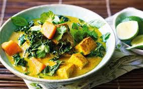 VEGETABLE CURRY FOR OSTEOARTHRITIS